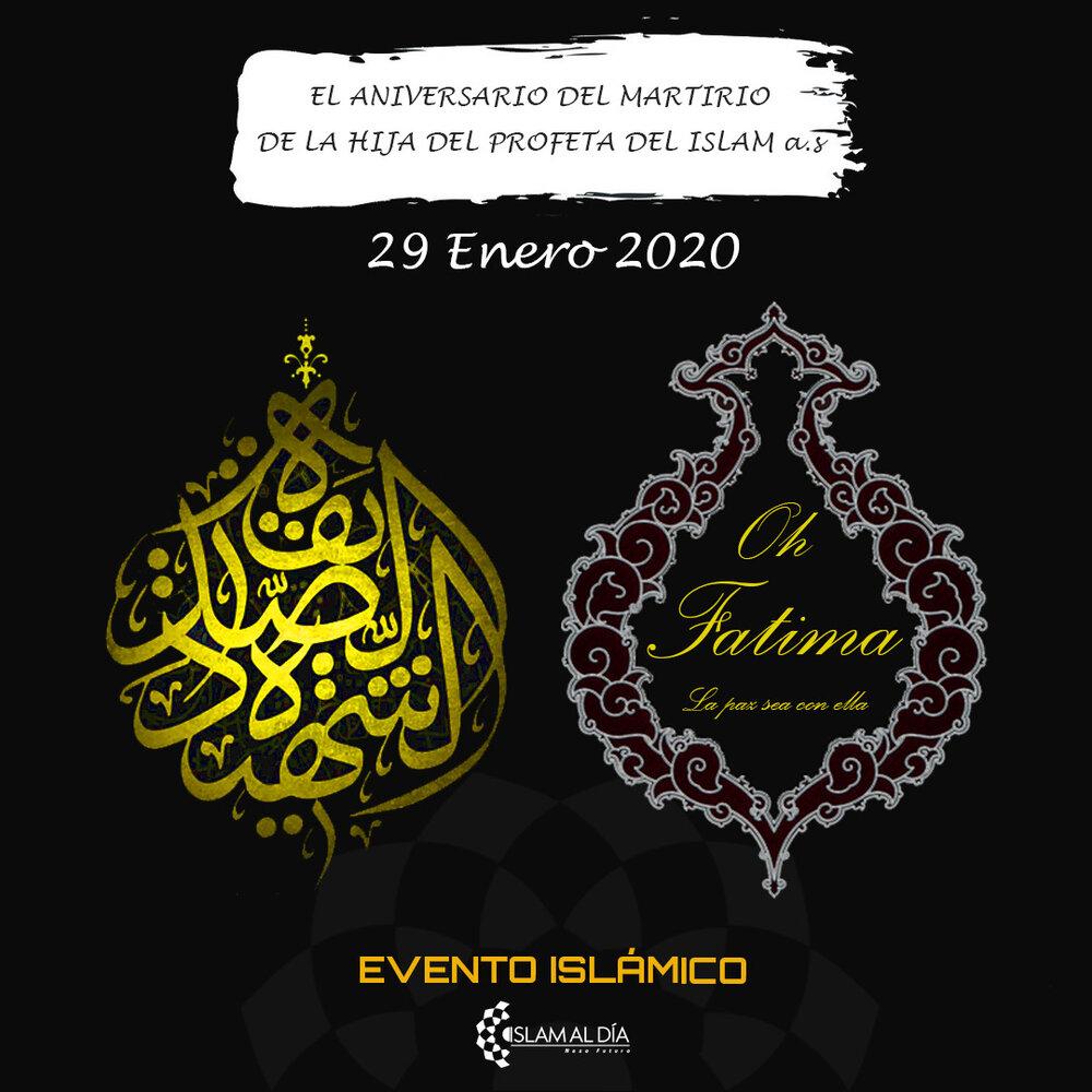 Unos momentos tratando la vida de Fatima (P)