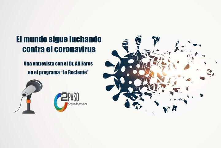 El mundo sigue luchando contra coronavirus