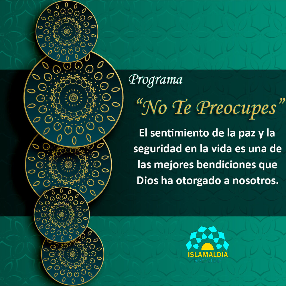 Podcast: No Te Preocupes 16