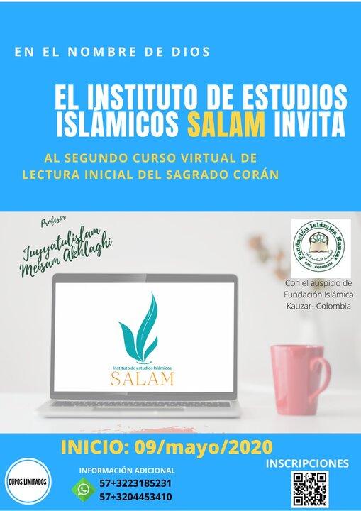 Segundo Curso Virtual De Lectura Del Sagrado Corán