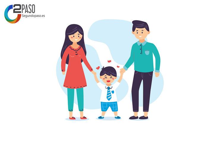 Los padres son pilares de cualquier familia