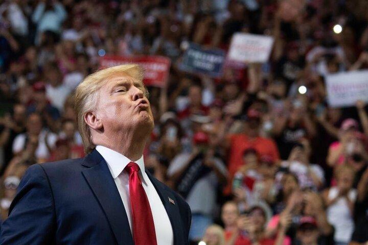 Donald Trump: Nunca escupas al Cielo
