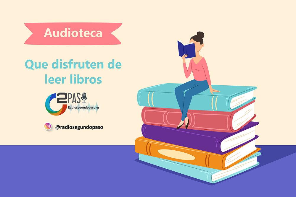 Audioteca, un programa para escuchar libros
