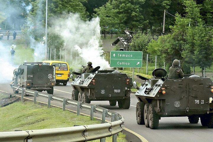 Racismo y Militarización en el Wallmapu