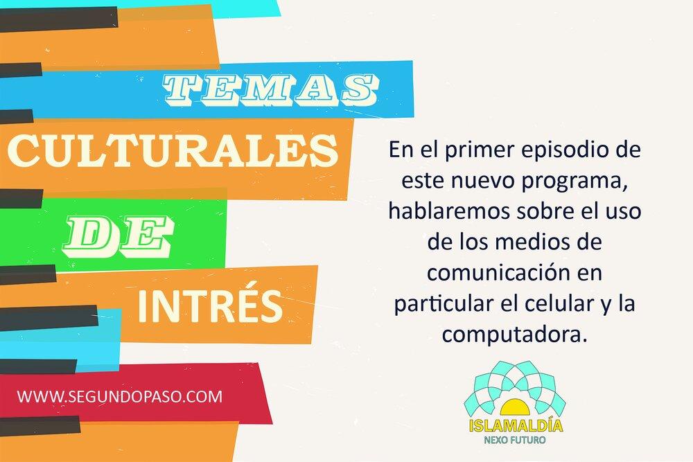 Temas Culturales De Interés 01
