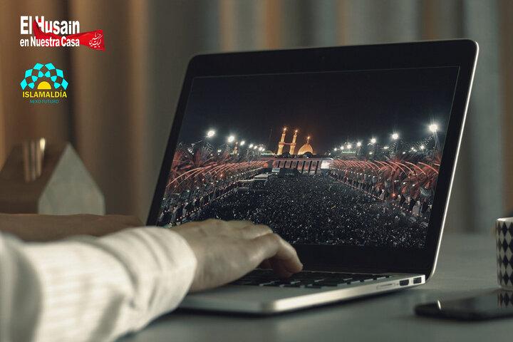 Programación especial de Ashura en español para recordar al Imam Husein en casa