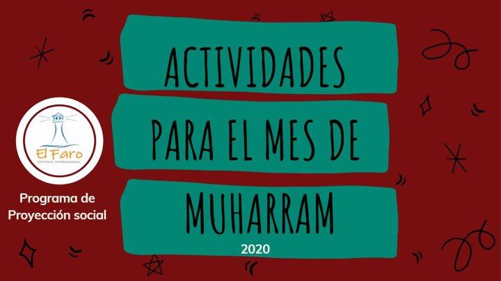 El Faro está con los niños latinoamericanos en el mes de Muharram