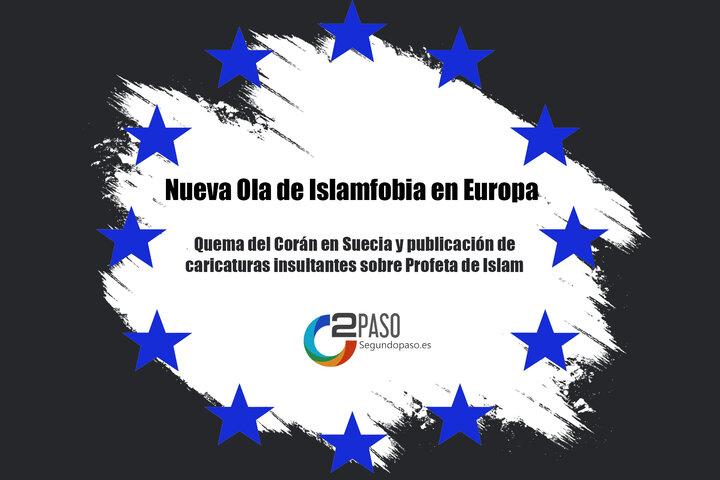 Nueva ola de islamofobia en Europa