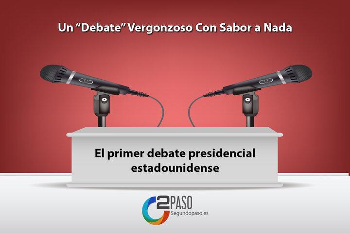 "Un ""Debate"" Vergonzoso Con Sabor a Nada"