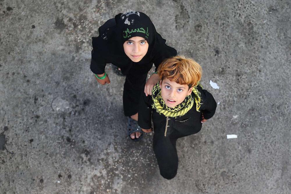 Los Pequeños Anfitriones de Karbala