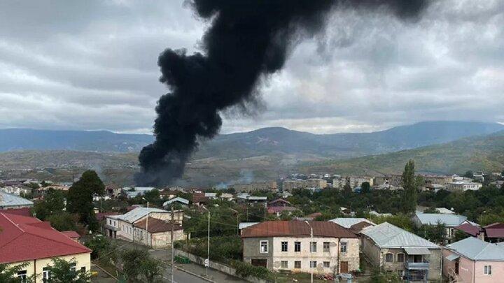 Guerra en el Cáucaso Sur (Parte I)
