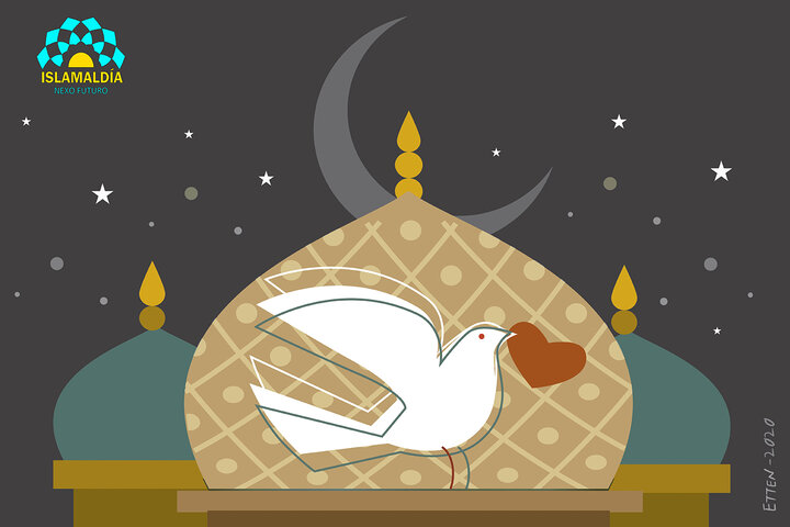 El fallecimiento del Santo Profeta, la paz sea con él y su familia