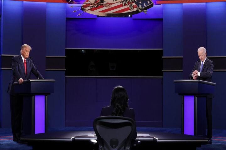 Trump Cita Encuestas Falsas En Twitter