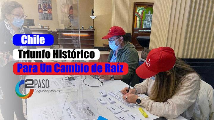 Chile: Triunfo Histórico Para Un Cambio de Raíz