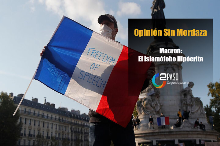 Macron: El Islamófobo Hipócrita