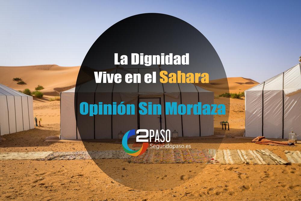 La Dignidad Vive en el Sahara