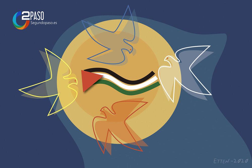 Todo el Mundo en Solidaridad con Palestina
