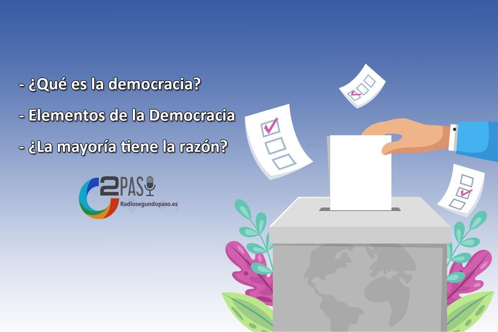 Elecciones y Democracia