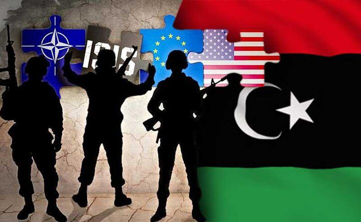 Estados Unidos y Su Acción Destructiva en Libia