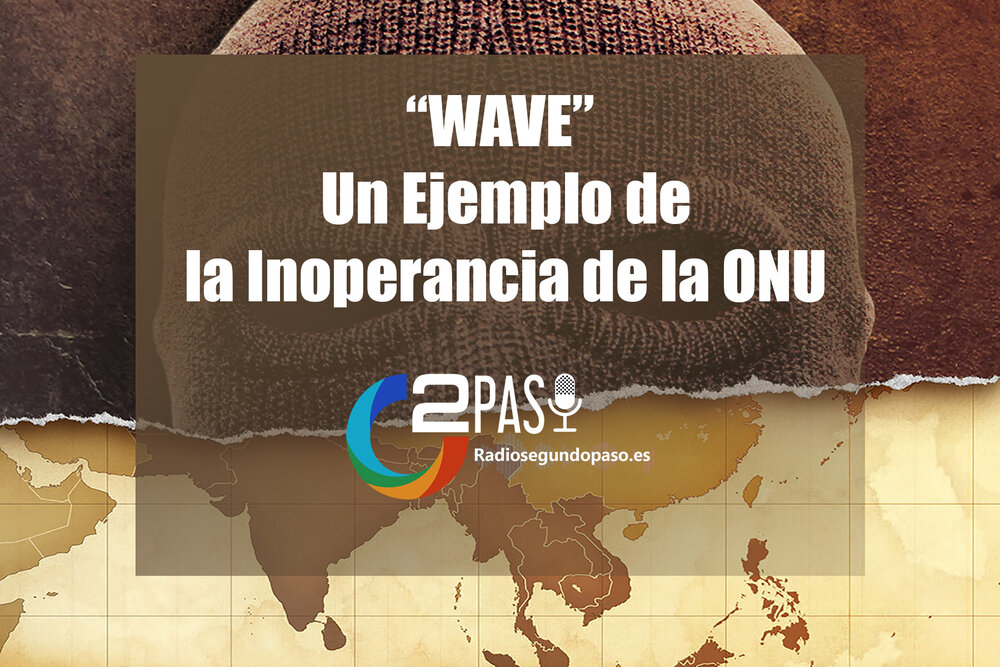 """""""WAVE"""", un ejemplo de la inoperancia de la ONU"""