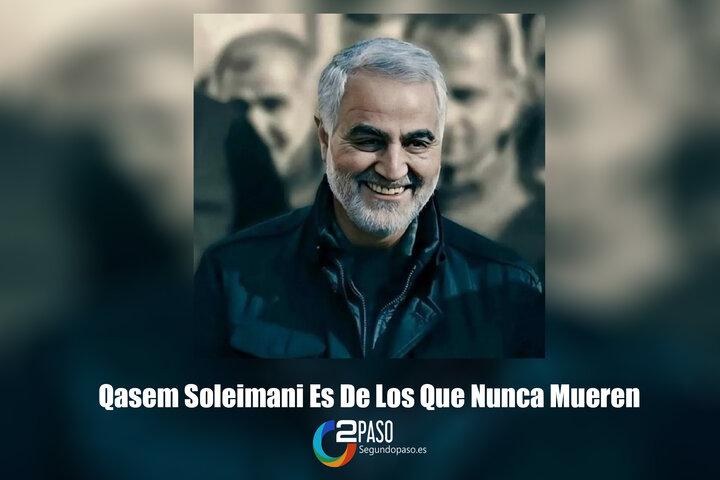 Qasem Soleimani Es De Los Que Nunca Mueren