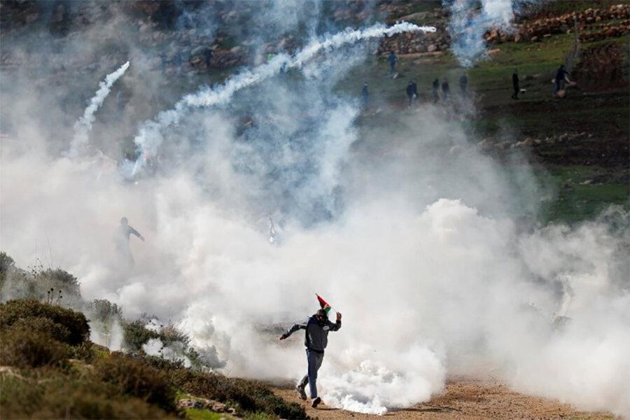 Planes israelíes para ocupar los territorios palestinos