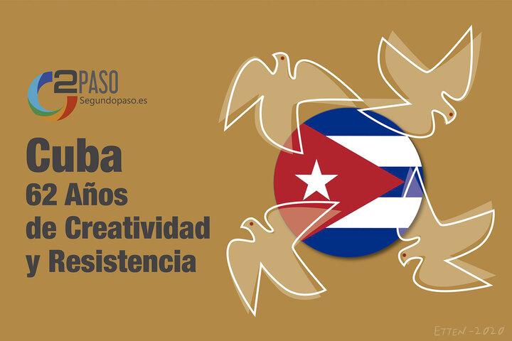 Cuba: 62 años de creatividad y resistencia
