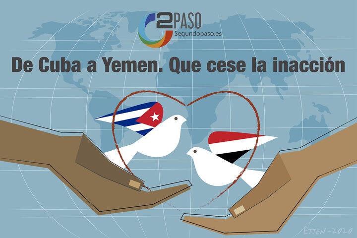 De Cuba a Yemen. Que cese la inacción