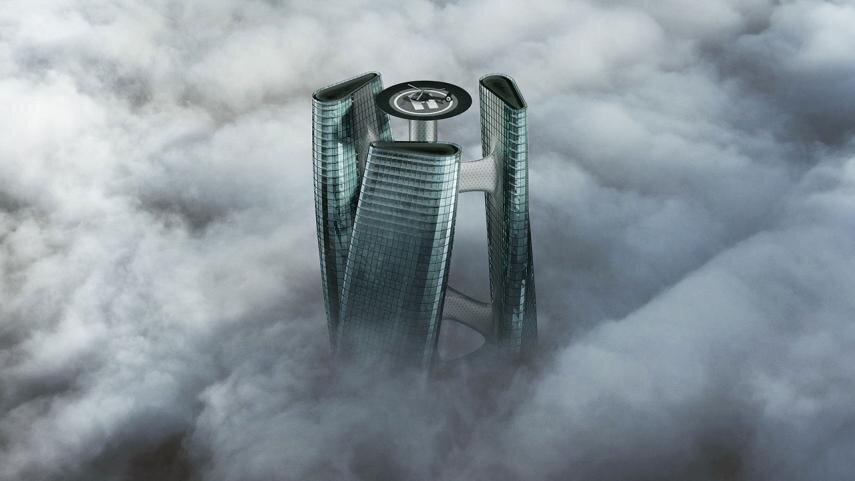 Diseñan una torre que rota con el viento y genera energía
