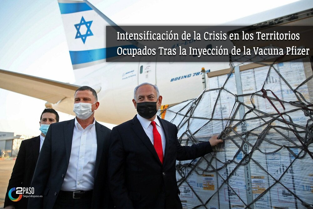 Intensificación de la Crisis en los Territorios Ocupados tras la Inyección de la Vacuna Pfizer