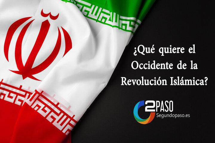 ¿Qué quiere el Occidente de la Revolución de Irán?