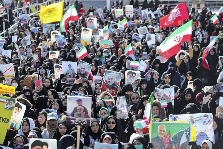 Irán: 42 años de un brillo que no se apaga