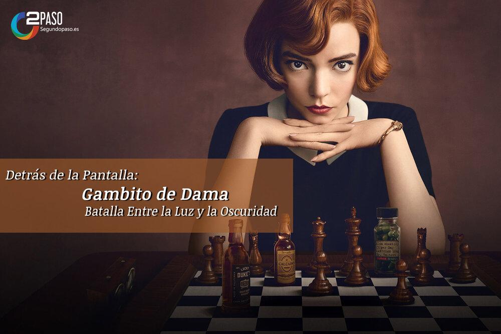"""Detrás de la Pantalla: """"Gambito de Dama"""" La Batalla Entre la Luz y la Oscuridad"""