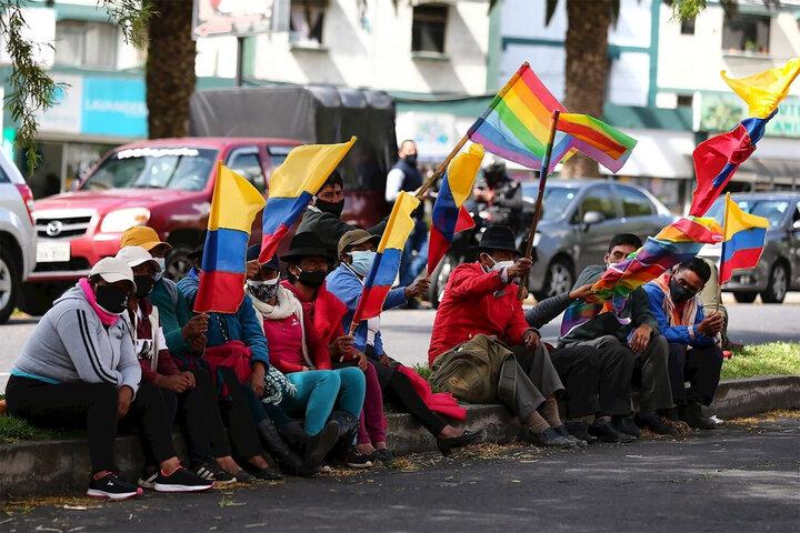 Tras la victoria de Arauz, se juega con el voto de los ecuatorianos