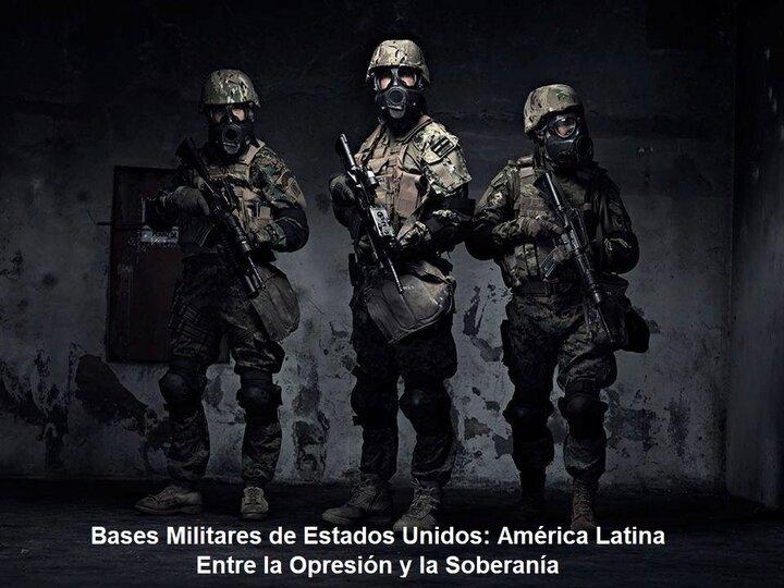 ¿Qué Hacen las Bases Militares de Estados Unidos en América Latina?