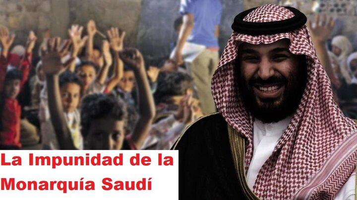 La Impunidad de la Monarquía Saudí