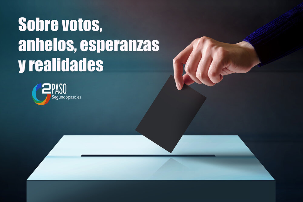 Sobre votos, anhelos, esperanzas y realidades