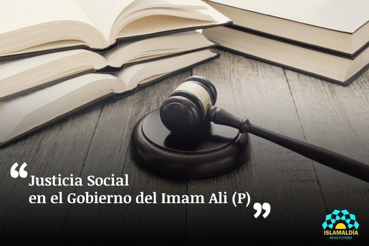Justicia Social en el Gobierno del Imam Ali (P)