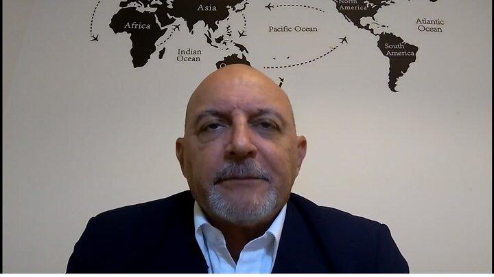 Corresponsal de Prensa Aníbal Gonzales y su Mensaje a Palestina