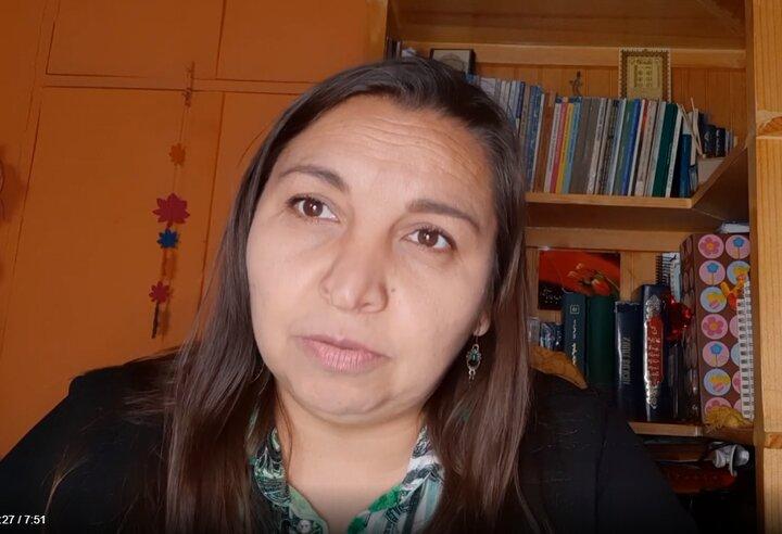 Periodista Chilena Victoria Nazrat y su Reflexión Sobre los Medios de Comunicación