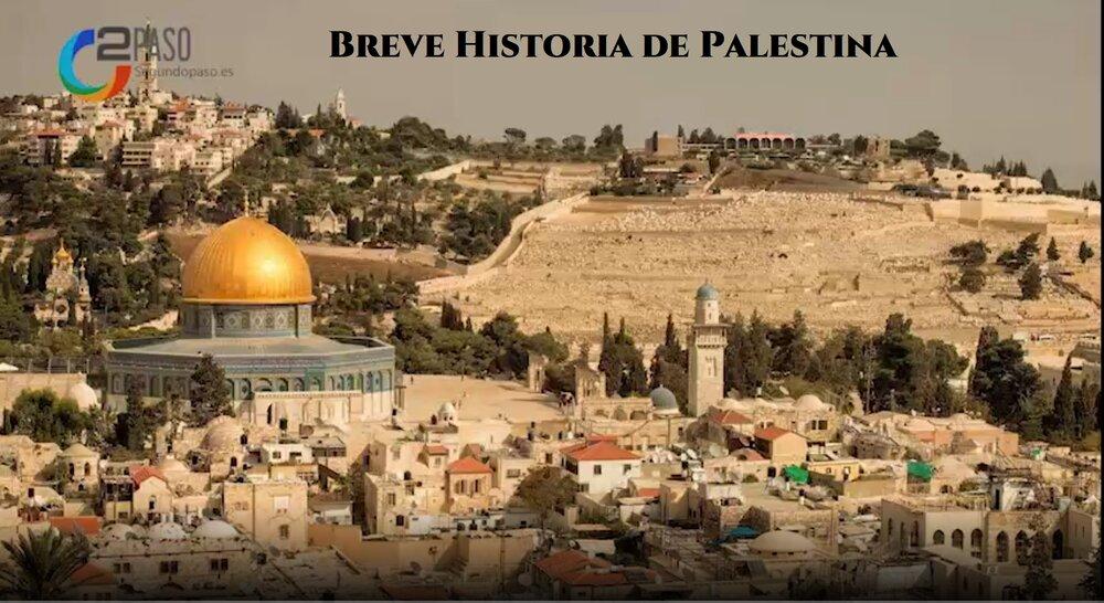 Breve Historia de Palestina