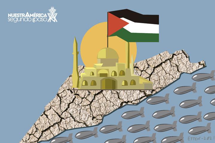 El Pueblo Palestino está Unificado Gracias a la Resistencia