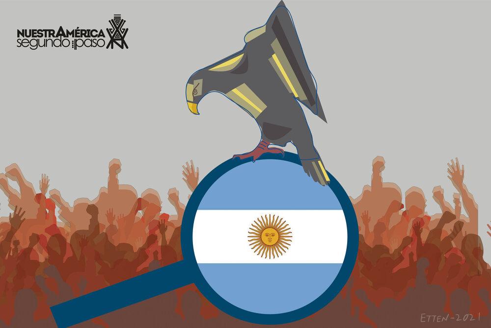 OPERACIÓN CÓNDOR. Argentina y las Claves del Asedio