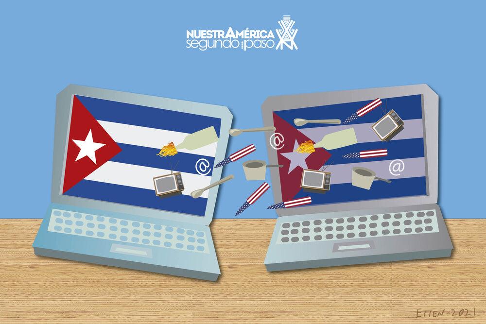 Cuba enfrenta la subversión en las redes sociales. Parte III