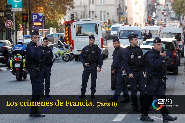 Los Crímenes de Francia