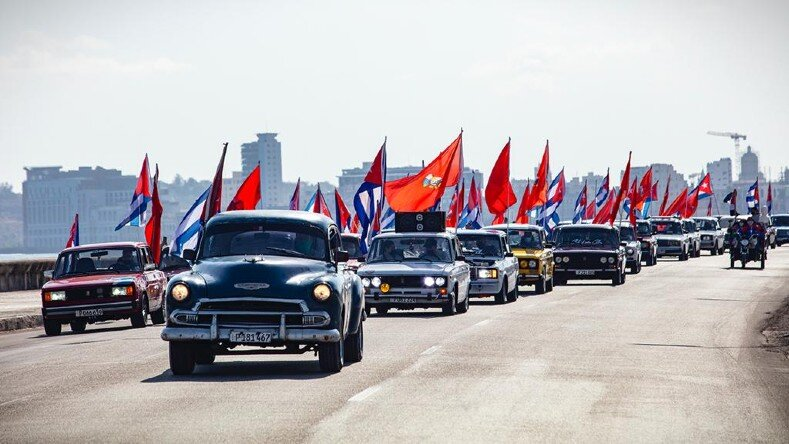 Puentes de amor: Fortaleza unitaria contra las sanciones a Cuba