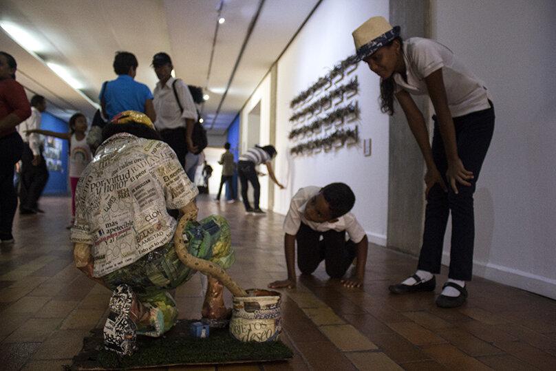 BIENAL DEL SUR. III Bienal del Sur. Museo de Arte Moderno Jesús Soto de Ciudad Bolívar, 2019
