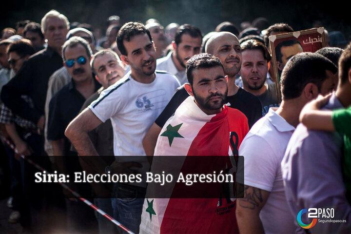 Siria: Elecciones Bajo Agresión