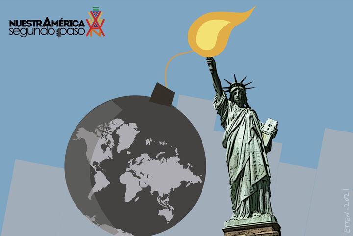 Estados Unidos: violador transnacional de derechos humanos