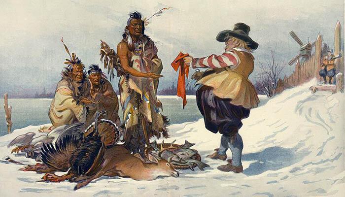 Pueblos Nativos de Norteamérica